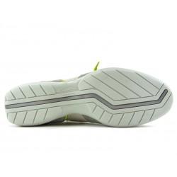 santoni promotions sneakers Sneakers Santoni for AMGSTARY AMG - NUBUCK ET TOILE - GR
