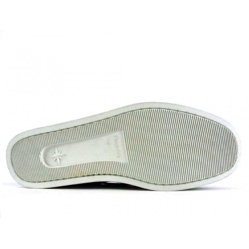 church's chaussures bateau marskeMARSKE - NUBUCK - MARINE