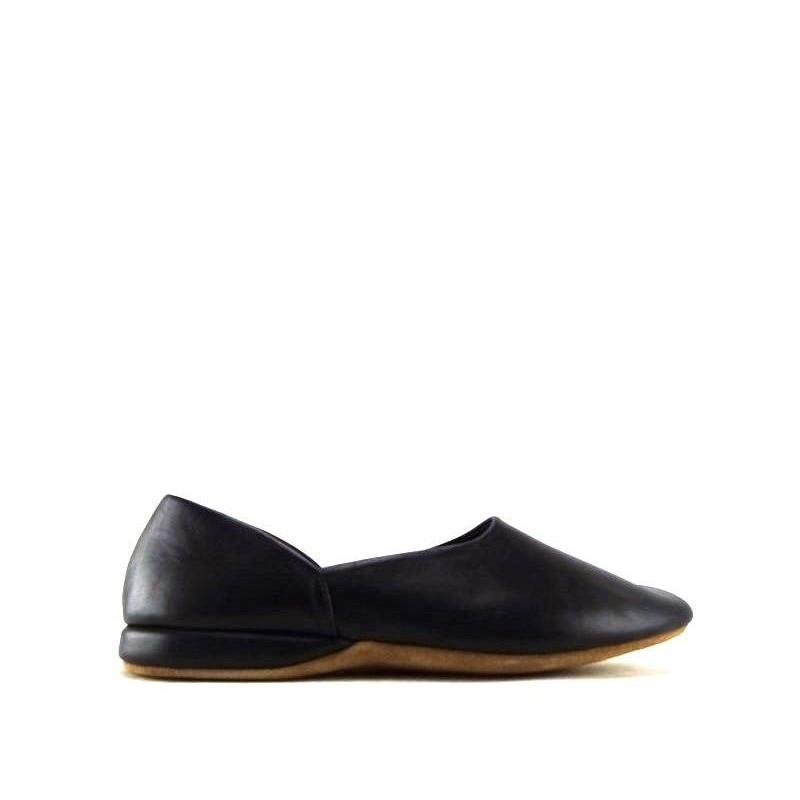 church's chaussures d'intérieur jasonJASON - CUIR - NOIR