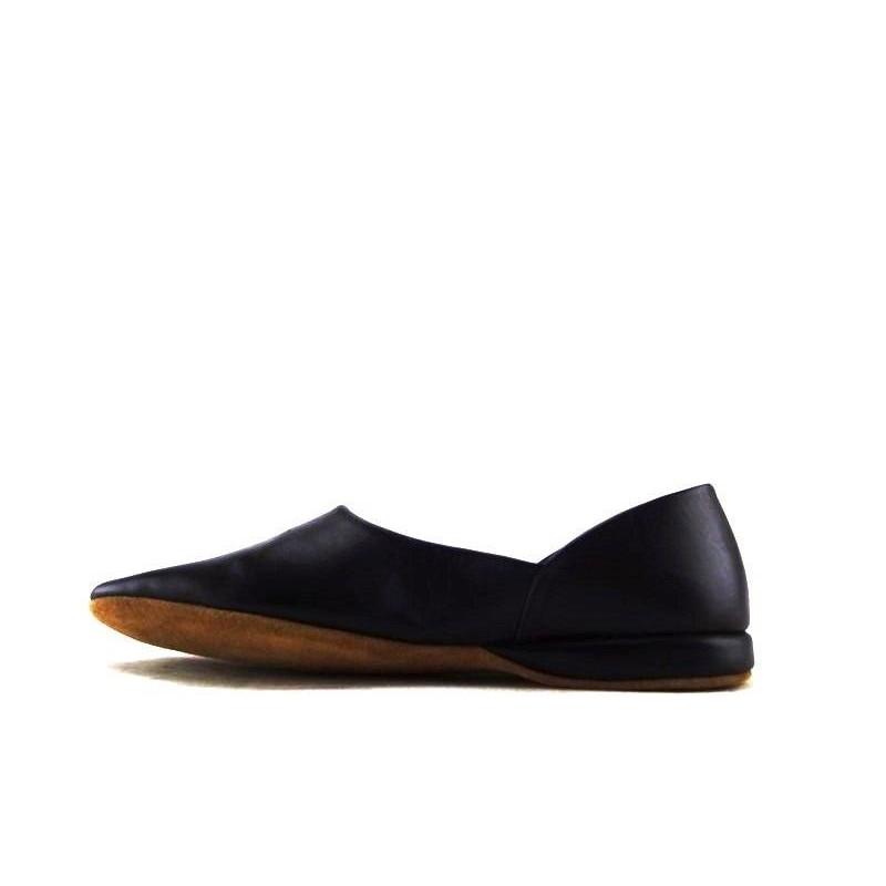 church's nouveautés chaussures d'intérieur jasonJASON - CUIR - NOIR