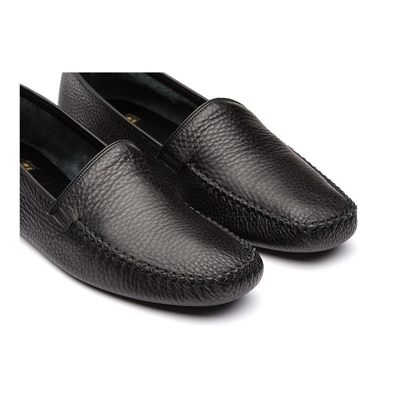church's chaussures d'intérieur limosLIMOS - CUIR - NOIR