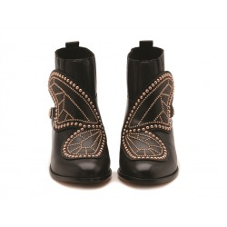sophia webster bottines web karina boot t3,5WEB KARINA BOOT T3,5 - CUIR CLOU
