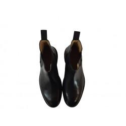 heschung promotions boots et bottillons trembleTREMBLE - CUIR - NOIR