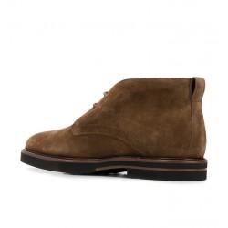 tod's nouveautés boots et bottillons Bottines à lacetsURBALIGHT - NUBUCK - NOISETTE