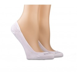 doré doré chaussinettes InvisibleDD CHAUSSINETTE F - COTON - BLAN