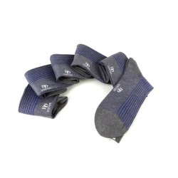 Chaussettes bicolore