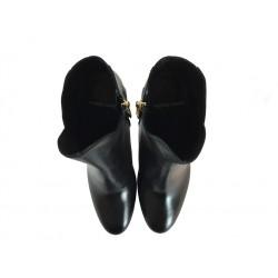 pierre hardy bottines phf boots bellePHF BOOTS BELLE - CUIR - NOIR