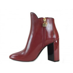 pierre hardy promotions bottines phf boots bellePHF BOOTS BELLE - CUIR - ROUGE