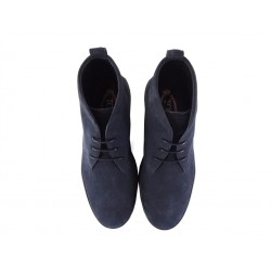 tod's promotions boots et bottillons peter 3PETER 3 - NUBUCK - MARINE