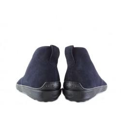 tod's boots et bottillons peter 3PETER 3 - NUBUCK - MARINE