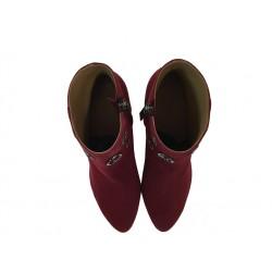 sonia rykiel promotions bottines ry boots strassRY BOOTS STRASS - NUBUCK ET STRA