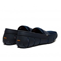 swims nouveautés chaussures bateau swims penny loaferSWIMS PENNY LOAFER - CAOUTCHOUC