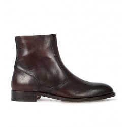paul smith boots et bottillons ps boots pemburyPS BOOTS PEMBURY - CUIR - MARRON
