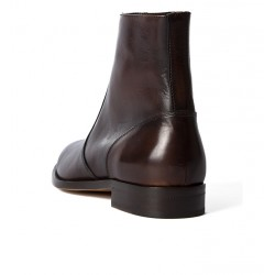 paul smith promotions boots et bottillons ps boots pemburyPS BOOTS PEMBURY - CUIR - MARRON