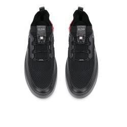 tod's nouveautés sneakers Sneakers NO CODESPORT CODE - CUIR ET TOILE - NOI
