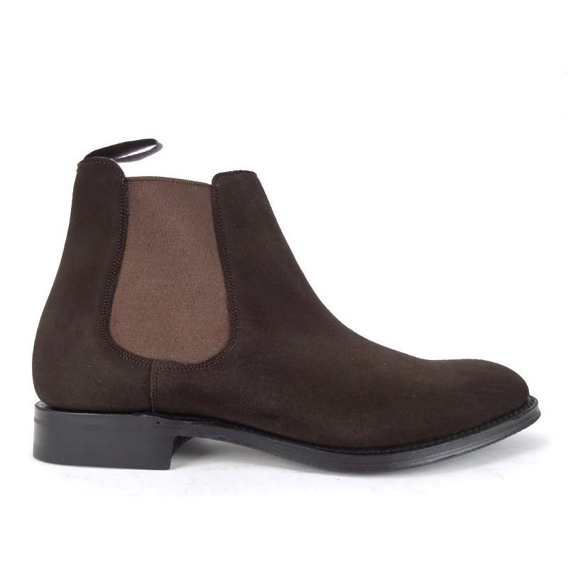 church's nouveautés boots et bottillons houston gommeHOUSTON GOMME - SUPERBUCK - EBON