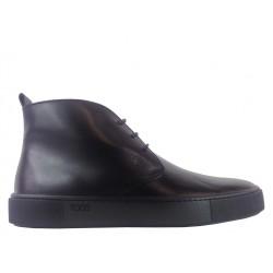 tod's promotions boots et bottillons peter 4PETER 4 - CUIR - NOIR