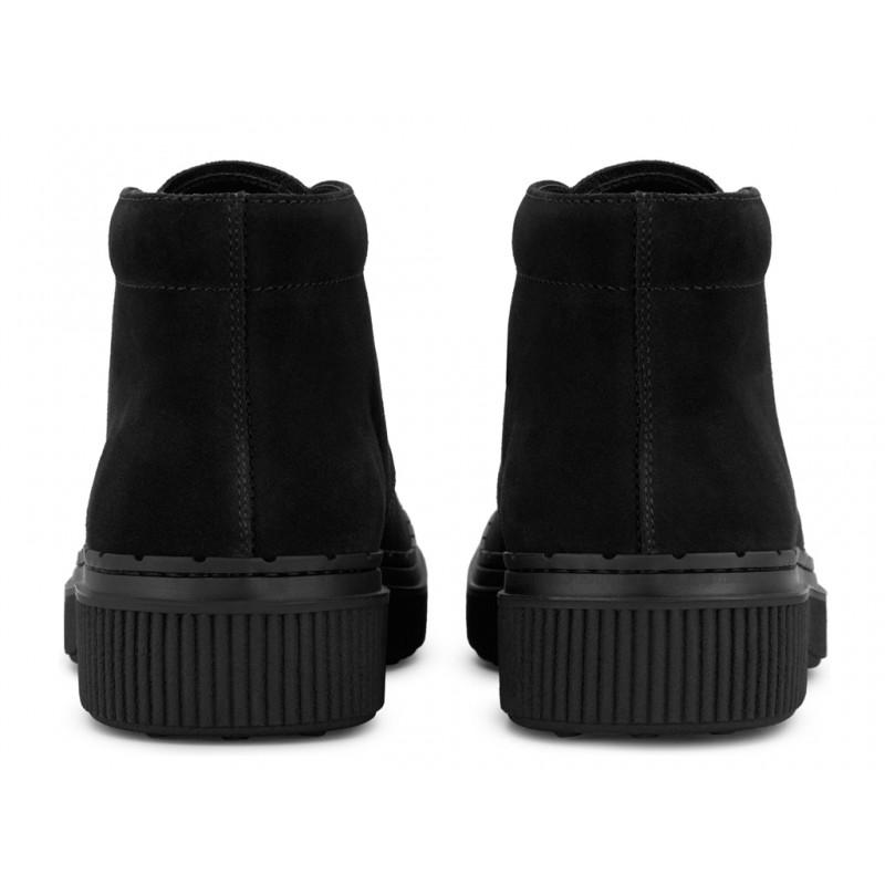 tod's promotions boots et bottillons pietroPIETRO - NUBUCK - NOIR