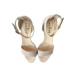 hogan promotions sandales anie t9ANIE T9 - NUBUCK - BEIGE
