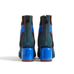 pierre hardy promotions bottines phf boots machina t7PHF BOOTS MACHINA T7 - NUBUCK -