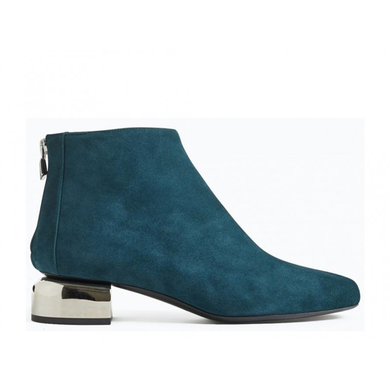 pierre hardy promotions bottines phf boots lunarPHF BOOTS LUNAR - NUBUCK - VERT