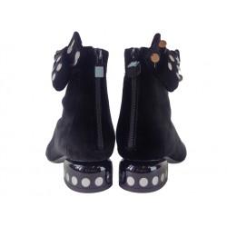 pierre hardy bottines phf boot lunar noeudPHF BOOT LUNAR NOEUD - VELOURS -