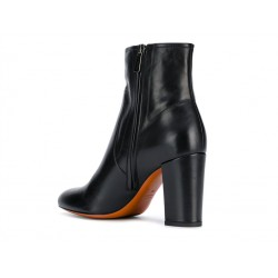 santoni promotions bottines BootsVENUSIE - CUIR - NOIR