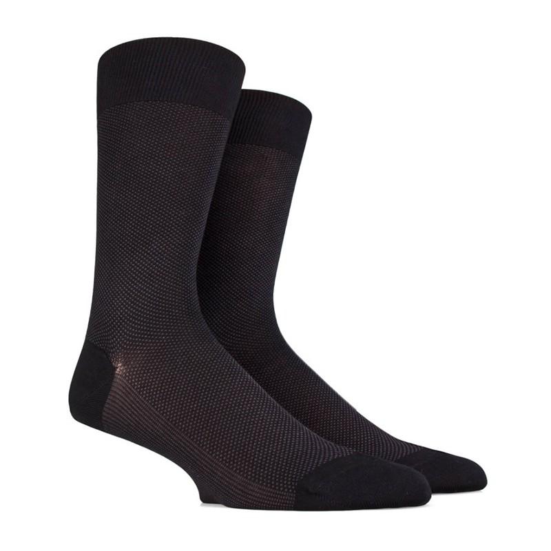 doré doré chaussettes mollet Chaussettes à motifs caviarDD MOTIF CAVIAR - CÔTON À MOTIF
