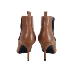 pierre hardy promotions bottines phf boots class t8PHF BOOTS CLASS T8 - CUIR - MIEL