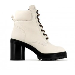 marc jacobs promotions bottines jac hikingJAC HIKING - CUIR - OFFWHITE (BL