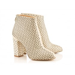 charlotte olympia bottines co boot star t10CO BOOT STAR T10 - CUIR PERFORÉ