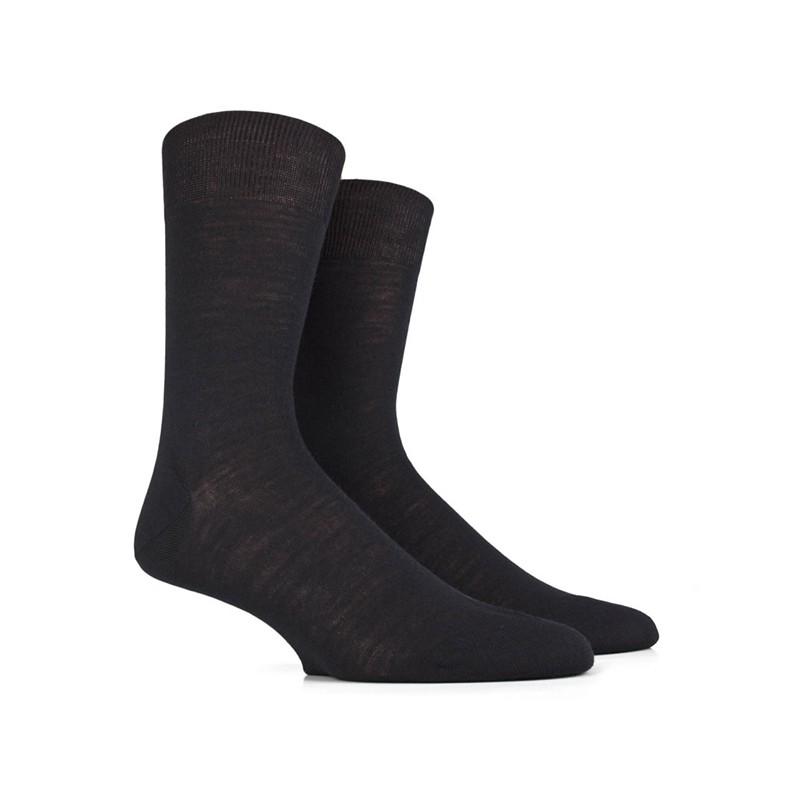doré doré chaussettes Chaussettes en laineDD LAINE - LAINE - NOIR
