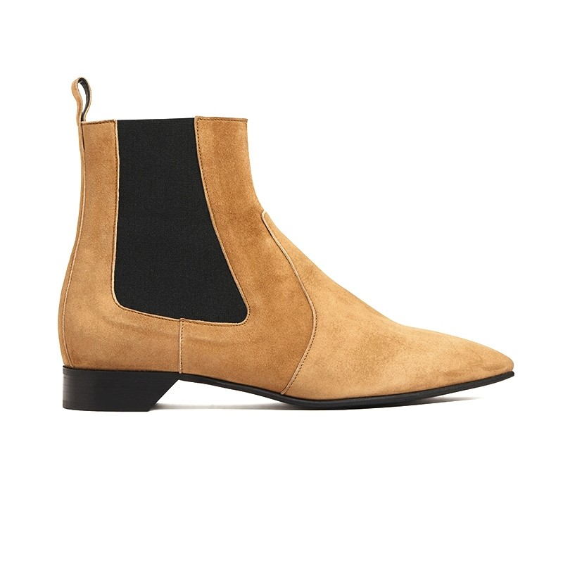 pierre hardy bottines phf boots alpha rockPHF BOOTS ALPHA ROCK - NUBUCK -