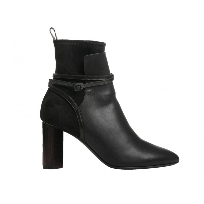 pierre hardy promotions bottines phf boots gena t8PHF BOOTS GENA T8 - CUIR ET NUBU