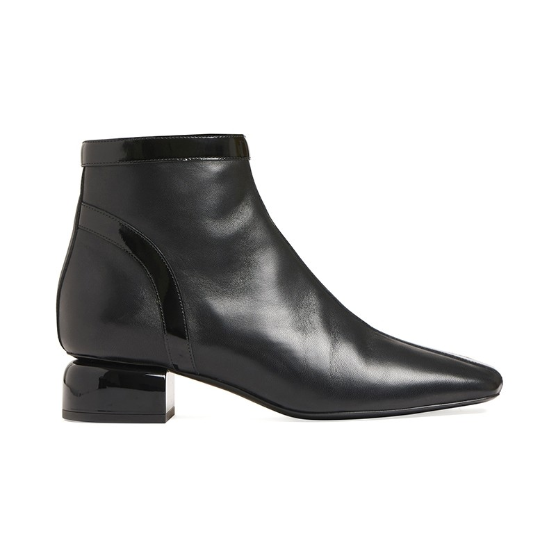 pierre hardy bottines phf boots frame t3.5PHF BOOTS FRAME T3.5 - CUIR ET B