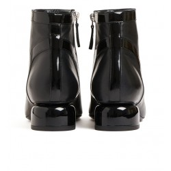 pierre hardy promotions bottines phf boots frame t3.5PHF BOOTS FRAME T3.5 - CUIR ET B