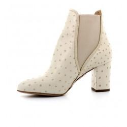 charlotte olympia promotions bottines co boots t8CO BOOTS T8 - CUIR IMPRIMÉ AUTRU