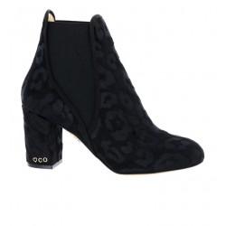 charlotte olympia bottines co boots t8CO BOOTS T8 - VELOURS IMPRIMÉ AL