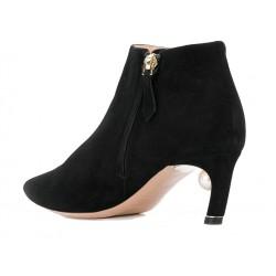 nicholas kirkwood promotions bottines k boots mira t55K BOOTS MIRA T55 - NUBUCK - NOIR