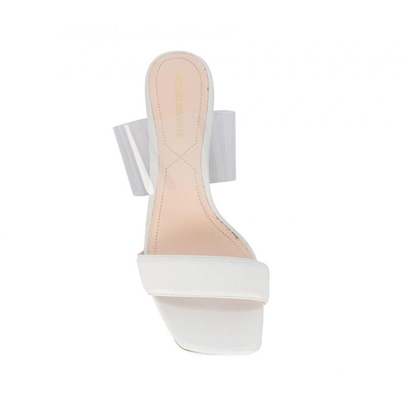 nicholas kirkwood promotions sandales k peggy mule t45K PEGGY MULE T45 - CUIR ET VINYL
