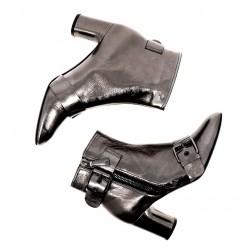 casadei promotions bottines casa boot boucle t6CASA BOOT BOUCLE T6 - CUIR MÉTAL