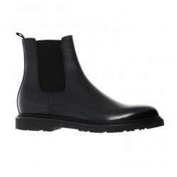 Paul Smith promotions boots et bottillons Boots LambertPS BOOTS LAMBERT - CUIR - NOIR