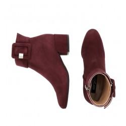 sergio rossi promotions bottines sr boots mia t45SR BOOTS MIA T45 - NUBUCK - BORD
