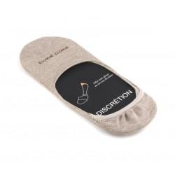 doré doré chaussinettes InvisiblesDD CHAUSSINETTE F2 - COTON FIL D
