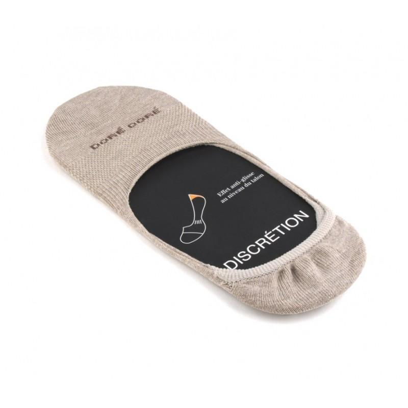 doré doré chaussettes InvisiblesDD CHAUSSINETTE F2 - COTON FIL D
