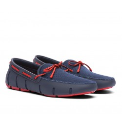 swims nouveautés chaussures bateau swims loafer noeudSWIMS LOAFER NOEUD - CAOUTCHOUC