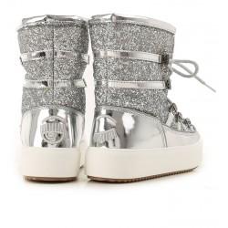 chiara ferragni promotions bottines cf snow bootsCF SNOW BOOTS - GLITTERS - ARGEN
