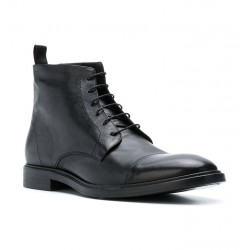 paul smith promotions boots et bottillons ps bott jarmanPS BOTT JARMAN - CUIR SOUPLE - N