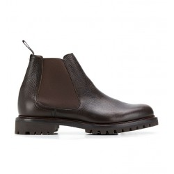 church's promotions boots et bottillons cornwoodCORNWOOD - CUIR GRAINÉ - MARRON