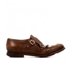 church's chaussures à boucles shanghai 10SHANGHAI 10 - CUIR VINTAGE - WAL